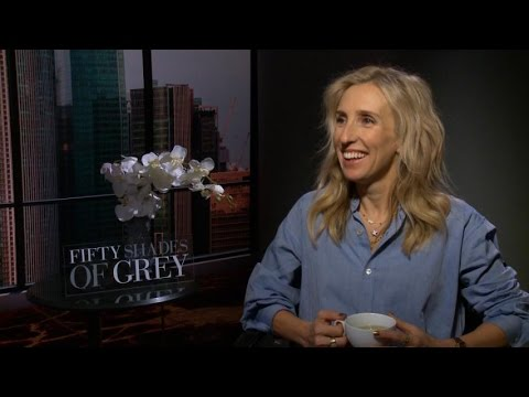 Sam Taylor-Johnson, Exclusive Interview By Monsieur Hollywood P1of 2, Fifty Shades Of Grey, FSOG