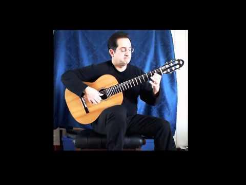 Guitar : Fernando Sor Rondo n°6 OP 48
