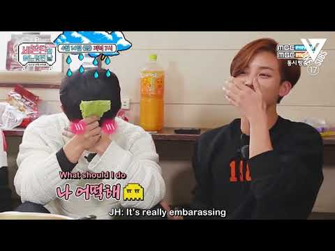 [Engsub] 170413 Seventeen One Fine Day in Japan - Hyung Team Lunch Time by Like17Subs