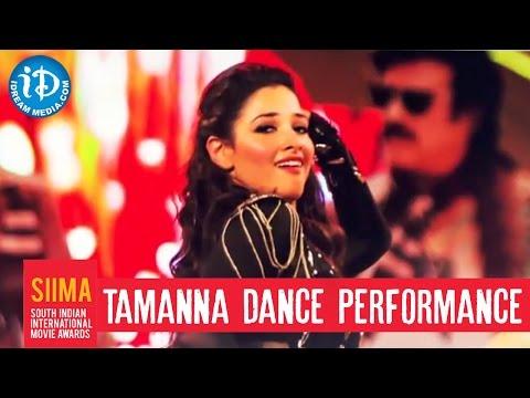 Tamanna Bhatia Dance Performance in SIIMA Awards || South Indian International Movie Awards