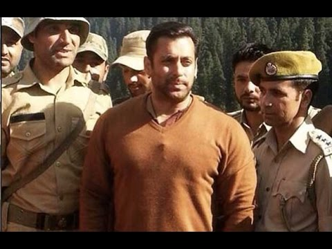 Salman Khan's Kashmiri Look During 'Bajrangi Bhaijaan' Shoot in Kashmir