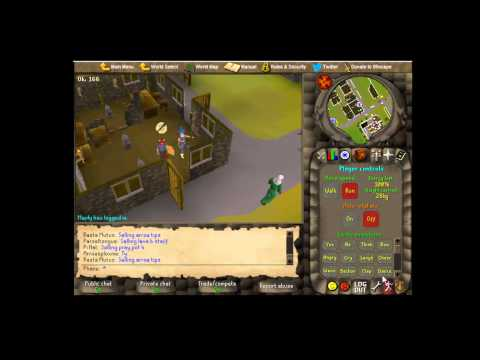 2006scape green dragon guide