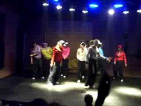 Hip-Hop на видео. Обучение танцам