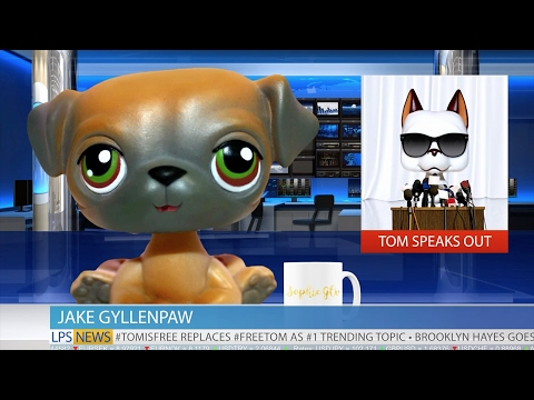 LITTLEST PET SHOP NEWS: TOM DAWSON'S KIDNAPPERS REVEALED - BREAKING NEWS UPDATE #6