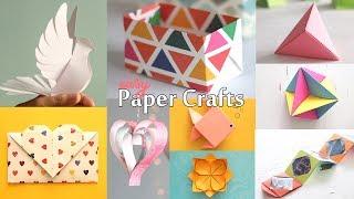 10 Best Paper Crafts | DIY Paper Craft | Ventuno Art