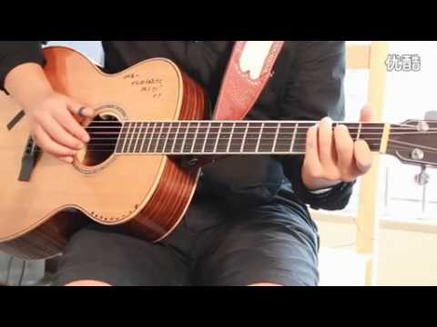 指弹吉他教学 第二十四课 Daydream 吉他弹唱