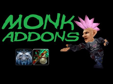 Windwalker Monk Addons/Mods Guide - Patch 5.2 [PvE/PvP] (WoW Interface Tutorial Gameplay/Commentary)