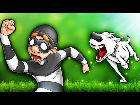 ВОРИШКА БОБ 2 СЕКРЕТНЫЕ МИССИИ Игровое видео Мультик игра для детей Robbery Bob 2