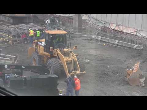 World Trade Center Construction Air Pollution