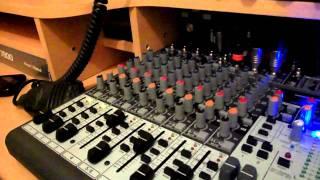 Ham Radio shack - G0SEC