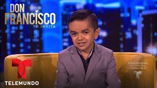 El artista Miguelito aseguró no sabe por qué es pequeño | Don Francisco Te Invita | Entretenimiento