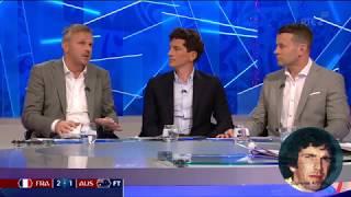 France 2-1 Australia Post Match Analysis