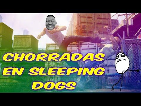 CHORRADAS EN SLEEPING DOGS SERRAGAMES