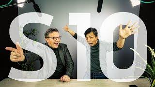 Live: Samsung Unpacked mit Galaxy-S10-Gewinnspiel