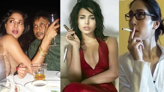 Pakistani Actress Who Smoke and Drink In Real Life | Mahira Khan | Veena Malik