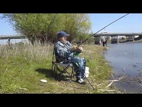 рыбалка на вышке весной