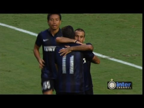 HIGHLIGHTS JUVENTUS - INTER 9-10 GUINNESS CUP 06 08 2013