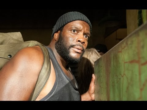 The Walking Dead MOVIE? Chad Coleman Thinks it's a Possibility!