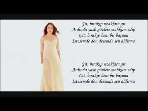 Ezo Feat. Rafet El Roman Sana Git Diyemem Şarkı Sözü