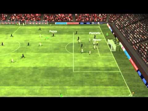 Olympiakos 2 - 0 FC Bayern - Match Highlights