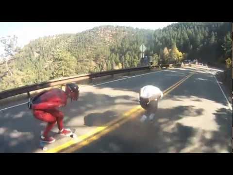 Cruising at Buffalo Bill Downhill