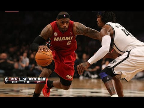 (Game Recap) Miami Heat vs Nets Game 4 (Lebron James Scores Playoff High 49 Pts) NBA Playoffs 2014