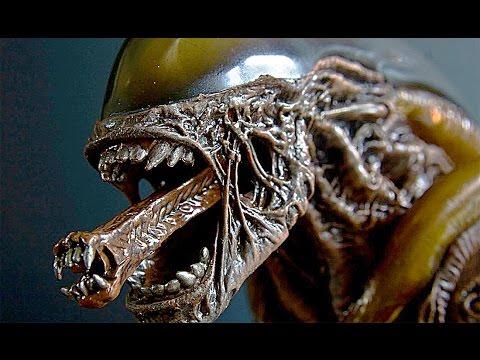 Mortal Kombat XL Fatalities on Alien Fatality Gameplay