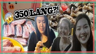 Cheap UNLI Korean BBQ?!💰 | CL Eats: Dwejiout Samgyupsal | Philippines | Char Lynn