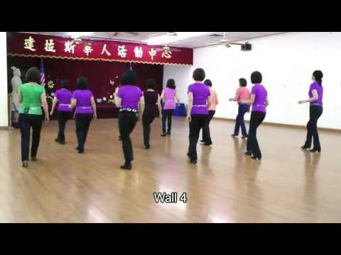 Naughty Boy - Line Dance (Dance & Teach) (By Pat Stott)