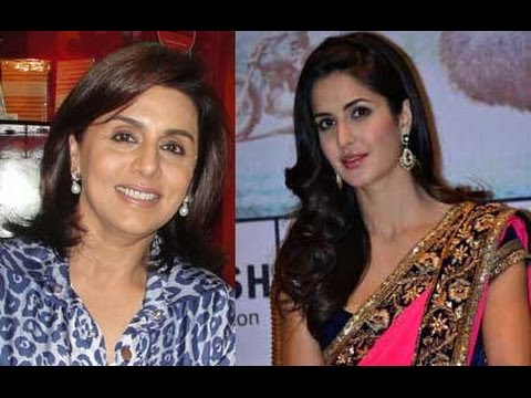 Katrina Kaif Took Neetu Singh Out To Dinner - BT