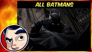 All The Men Who Became Batman and More! - Know Your Universe
