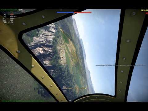 "WarThunder SB Duels 2014.01.07 Ki-61-l hei: ""Поджог и два ваншота."""