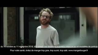 Musique de la Pub Mcdonald's MONOPOLY 100% GAGNANT - Le Ping pong - Monopoly 2018