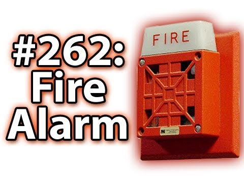 Is It A Good Idea To Microwave A Fire Alarm?