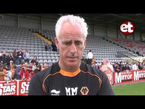 Bohs v Wolves - July 2010 Video
