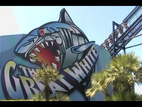 Great White off-ride HD SeaWorld San Antonio