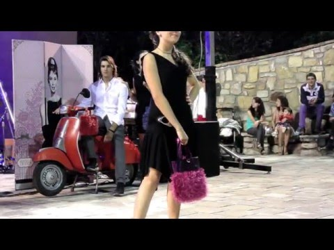 CORDINI RITA BY ILARIA RICCI  - SS 2015 FASHION SHOW - HAND MADE IN ITALY BAGS