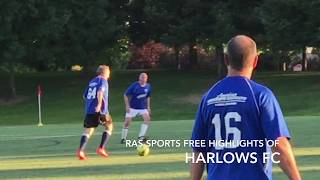 Harlows FC Phil Atkinson Great Jukes Slow Mo RAS Sports