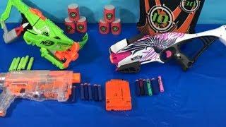 Box of Toys NERF Guns Toy Guns Box Full of Toys Toys for Kids