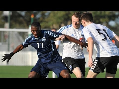 HIGHLIGHTS: 2013 Disney Pro Soccer Classic - Sporting Kansas City vs Montreal Impact