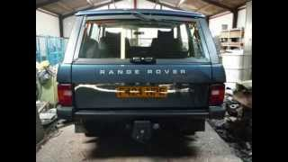 1995 Range rover rettendon triple murders (The range rover now)
