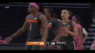 Highlights | Syracuse at Wake Forest