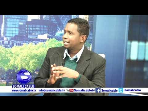 Barnaamijka Xogta Somali Cable  Kulankii 32aad ee midowga Afrika thumbnail
