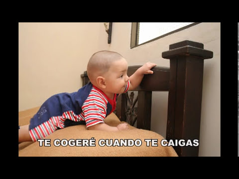 KENNY ROGERS - HANDPRINTS ON THE WALL (Slideshow with subs in Spanish)