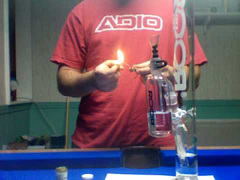 how to make a homemade bong with ash catcher