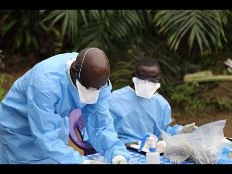 Sequencing the Ebola virus