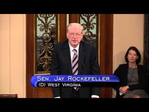 Rockefeller speaks about Anthony Foxx's nomination to be Transportation Secretary