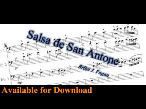 Salsa de San Antone - Original Composition (Christopher Bill's Composition Competition Finalist)