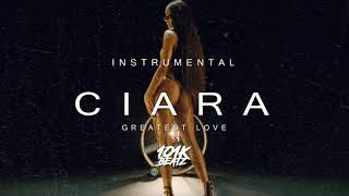 Ciara Greatest Love Instrumental Karaoke 101k Remake