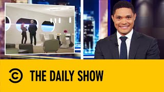 The First Space Hotel Is Set To Open In 2025 | The Daily Show With Trevor Noah